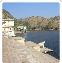Jaisamand Lake Udaipur