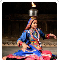 Dance and Music of Rajasthan