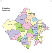 Rajasthan Geography